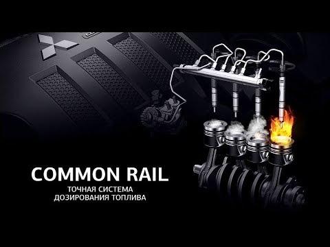 Что такое Common Rail. Принцип работы, строение и особенности