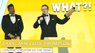 I WON YouTuber Of The Year!!