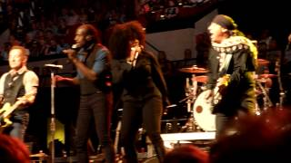 (Love is Like A) Heatwave/Jackson Cage - Bruce Springsteen - Adelaide -12-2-2014