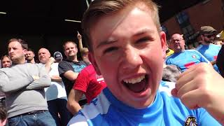 Leyton Orient Vs Harrogate Town| My Match Day