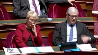 Alain FOUCHE : Rapporteur de la Com° - PJL Évaluation environnementale