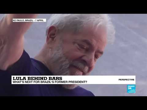 'Lula represents a cause in Brazil, people think his jailing is unfair'