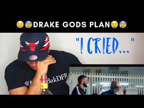 Drake - Gods Plan (Official Music Video REACTION!) I CRIED!!