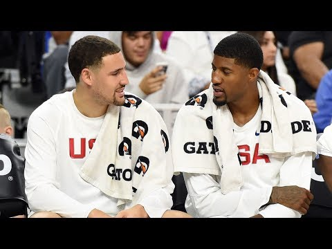 Klay Thompson JOINING Paul George on the Lakers!?