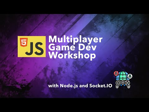 Multiplayer Game Development with JavaScript (full workshop)