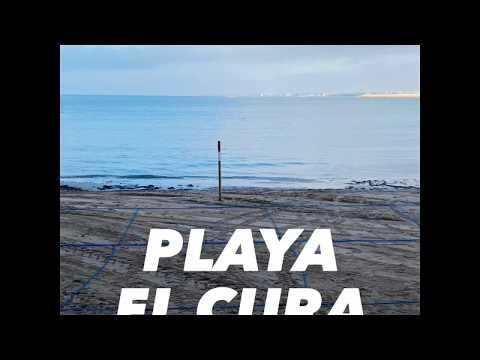 Playas de #Torrevieja abiertas