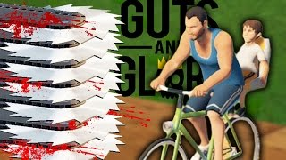 MAN VS MEATGRINDER? (Guts and Glory #2)