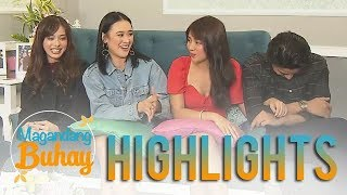Magandang Buhay: Marlann Flores and Arisse de Santos share stories about their friendship