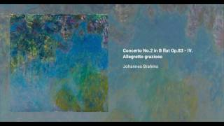 Piano Concerto no. 2 in B-flat major, Op. 83