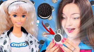 ПРОБУЮ OREO из Barbie 1997 года! Обзор и распаковка