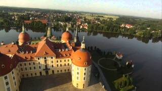 preview picture of video 'FPV HD Moritzburg, Three Nuts for Cinderella'