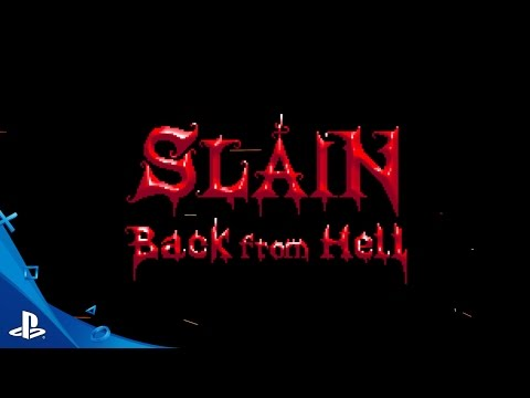 Видео № 0 из игры Slain: Back from Hell [PS4]