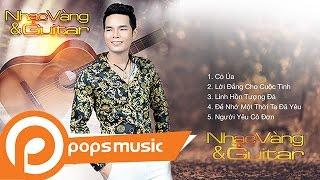 Album Nhạc Vàng & Guitar   Ân Thiên Vỹ