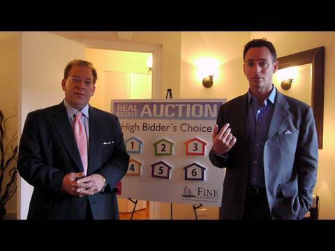 The mainstreaming of condo auctions