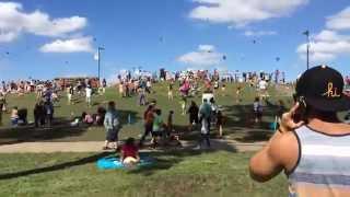 Hermann Park Kite Festival 2015