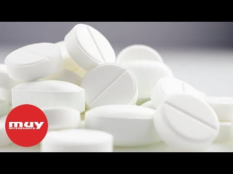 La aspirina, analgésico y antiinflamatorio por excelencia