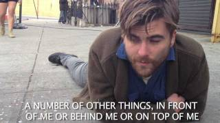 "BEYOND THE VIDEO - Anthony Green ""Get Yours While You Can"""