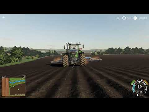 NEW GPS Mod For FS19 | Next State For American Truck