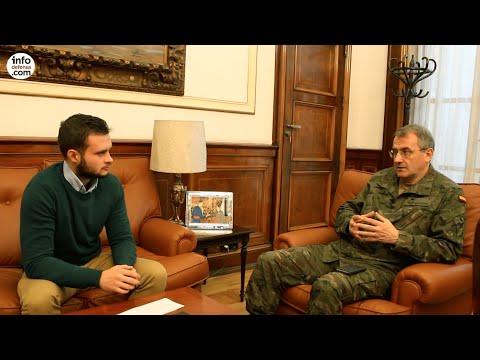 Entrevista al jefe del MALE, TG Ramón Pardo de Santayana