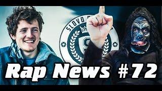 RapNews #72 [Vjlink vs. Паша Техник, SLOVO, Артем Лоик]