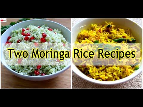 2 Easy Moringa Rice Recipes – Healthy Moringa Recipes | Skinny Recipes