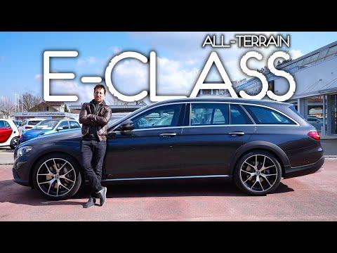 New Mercedes E-Class All-Terrain 2021 Review Interior Exterior