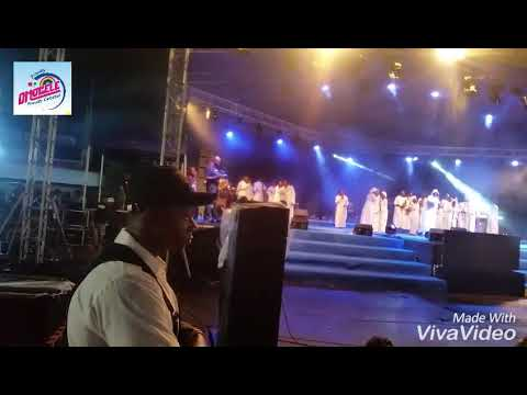 Gabriel Abone performance at Luli Concert