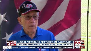 Kern County veterans featured in calendar