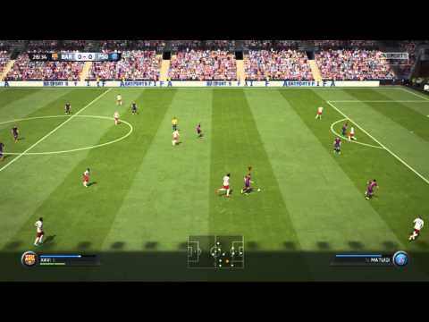 FIFA 15 PC GAMEPLAY|HD