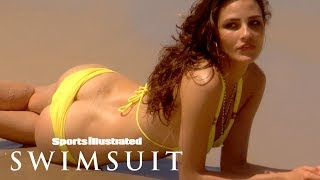 Brazilian Beauty Fernanda Tavares Gets Wet, Shows You Her Home Country | Sports Illustrated Swimsuit