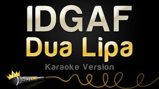 Download Lagu Dua Lipa Idgaf Karaoke Version Mp3