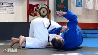 How to execute a JUJI Gatame Roll