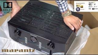 Marantz SR6013, 9.2 Channel  A/V Receiver unboxing   OlizStore
