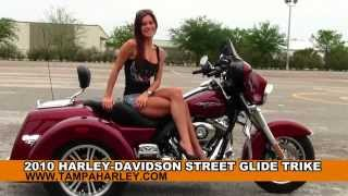 Used 2010 Harley-Davidson Trike for Sale in Texas Florida