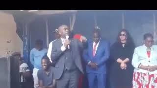 Mungofunga stonyeni - Nelson Chamisa|Hon Vimbai Tsvangirai-Java funeral service