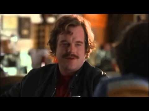Philip Seymour Hoffman as Lester Bangs | Summerville Profs