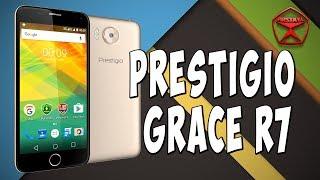 Prestigio Grace R7. Недорогой, приятный смартфон / Арстайл /