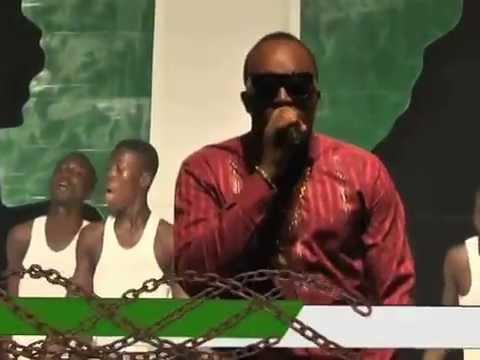 John Agoha (@agohamusic) Performs LIVE at Mr Nigeria 2014