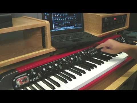 SV-1 Stage Vintage Piano Sound Pack 2- In The Studio with Korg