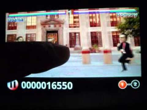 Video of OBAMA & ROMNEY in Civic Inciv.