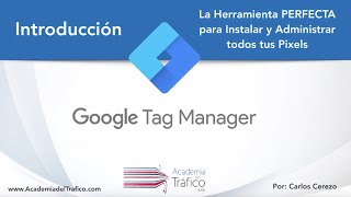 ¿Qué es  Google Tag Manager y para qué sirve?
