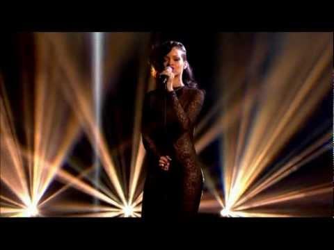 Rihanna - Diamonds (The X Factor UK)