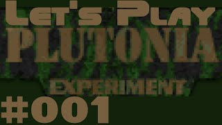 Let's Blindly Play Plutonia Experiment Part #001 Mortal's Plutonia