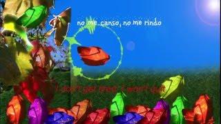No me doy por vencido by Luis Fonsi Letra en Español y Ingles (Spanish and English lyrics)