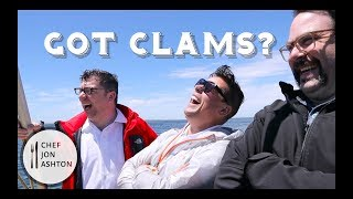 Clam Recipes - Stuffed, Chowder and Pasta - Nantucket