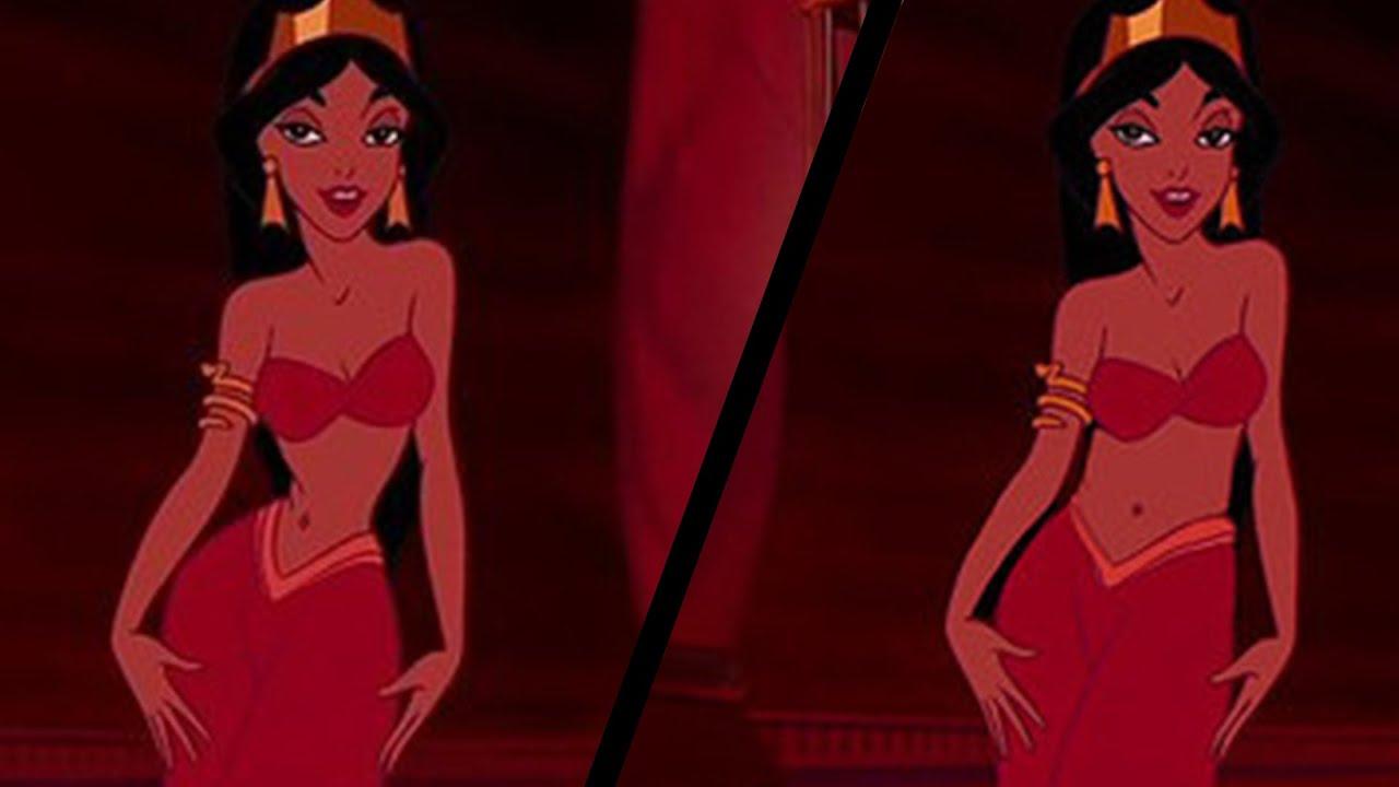 Women React To Realistic Disney Princess Waistlines thumbnail