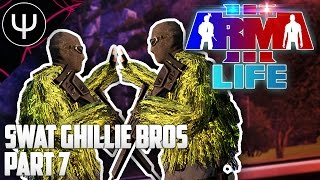ARMA 3: Life Mod — SWAT Ghillie Bros — Part 7 — An Armored Castle!
