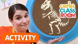 What Dinosaur Is This? | Caities Classroom | Activities For Kids