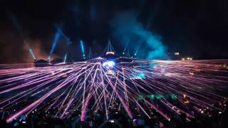 Tomorrowland 2017 W2   Martin Garrix   Closing   Laser + Fireworks