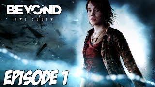 Beyond : Two Souls | Je possède un don étrange | Episode 1